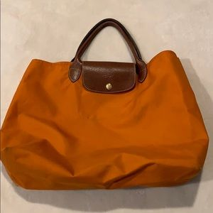 Gently used Longchamp Purse
